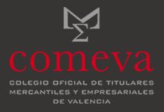 Comeva - Colegio oficia de titulares mercantiles y empresariales de Valencia