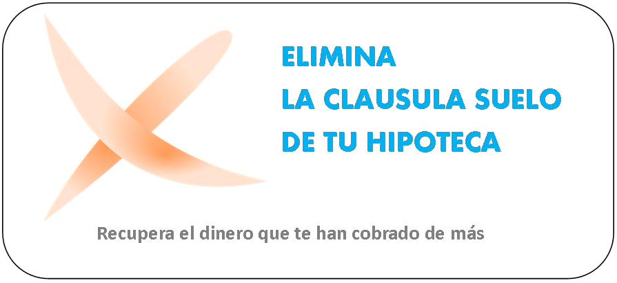 Eliminar clausula suelo basam capital ribarroja for Clausula suelo 0